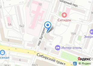 Компания «Батареечка» на карте