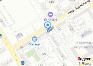Компания «Альдим» на карте