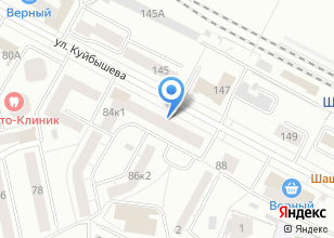 Компания «Флорэкс» на карте