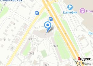 Компания «Эдэм» на карте