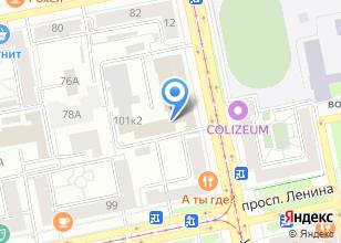 Компания «Артхостелс» на карте