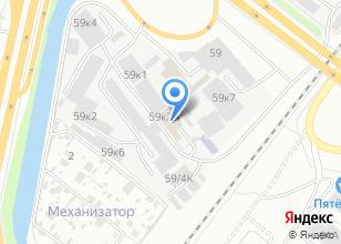 Компания «СТ-КОМ» на карте