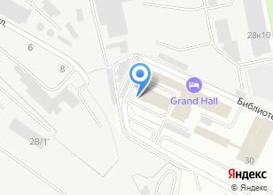 Компания «Aston» на карте