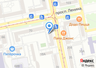 Компания «Светлый город» на карте