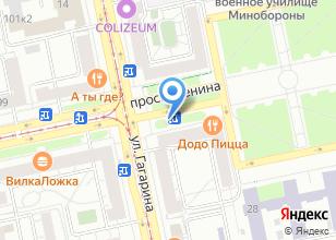 Компания «Студия флористики Ирины Ударцевой» на карте