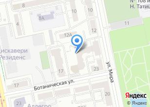 Компания «Стройбаза-45» на карте