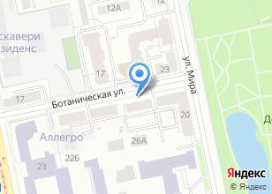 Компания «Фитингофф» на карте