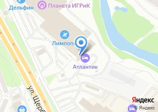 Компания «Атлантик by USTA Hotels» на карте