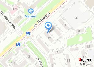 Компания «ТТМ» на карте