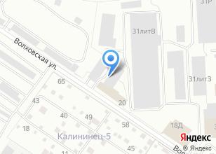 Компания «Современные Технологии в Строительстве» на карте