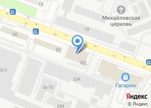 Компания «ОптимаПласт» на карте