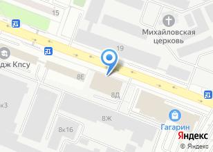 Компания «Август, ЗАО» на карте