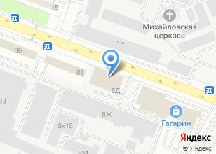 Компания «Спортпрокат96» на карте