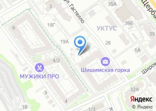 Компания «Sak-2000» на карте