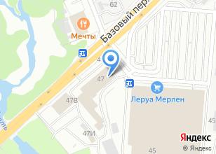 Компания «СтройРегионЛес» на карте