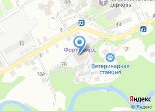 Компания «Свердловская инкубаторно-птицеводческая станция» на карте