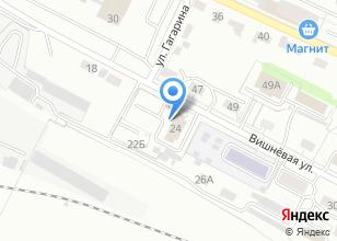 Компания «Уральские автоприцепы» на карте
