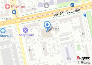 Компания «Промэлектроника» на карте