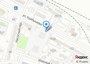 Компания «Строй БК» на карте