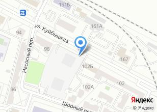 Компания «Воротофф» на карте
