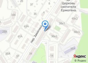 Компания «Комбиг-А» на карте
