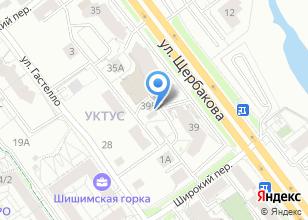 Компания «Дом СоАвторов» на карте