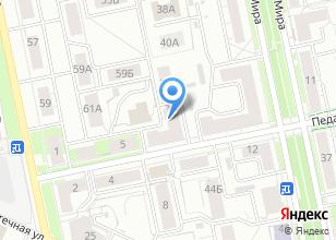 Компания «Евросантехник» на карте