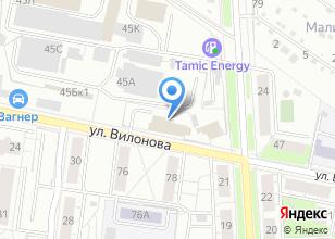 Компания «АБИ Сибирского Кедра» на карте