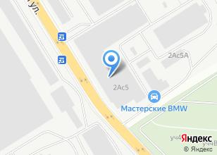 Компания «УралстройТест» на карте