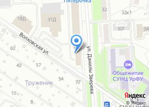 Компания «ЮНИВЕРС-ГРУПП» на карте