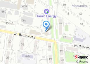 Компания «Профитекс» на карте