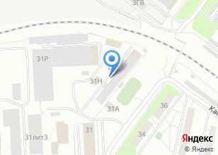 Компания «Декор-Сити Урал» на карте