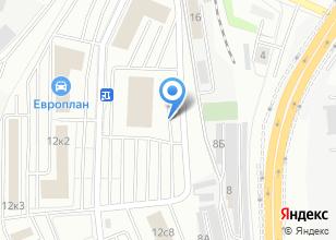 Компания «Билдинг Сервис» на карте