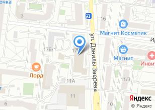 Компания «Уралэкосоил» на карте
