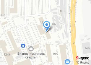 Компания «Екат» на карте