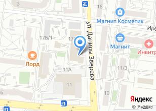 Компания «САНТЕХПРО ПЛЮС» на карте