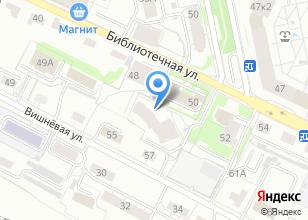 Компания «Строящийся жилой дом по ул. Вишневая» на карте