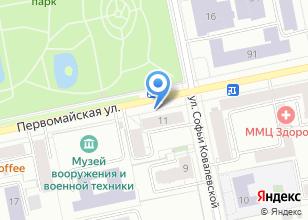 Компания «Системтроник-НТ» на карте
