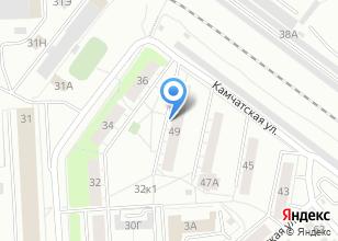 Компания «Партнер-С» на карте