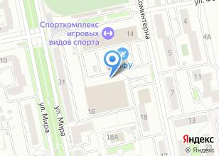 Компания «ЕК-ГОСТ ЭКСПЕРТ» на карте