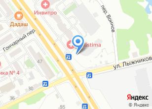 Компания «Строящийся жилой дом по ул. Щербакова» на карте