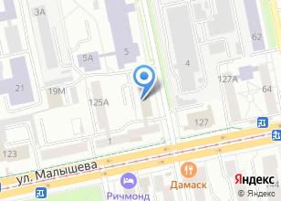 Компания «Логистик-Групп» на карте