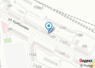 Компания «Спортэк интернет-магазин велосипедов и беговых лыж» на карте