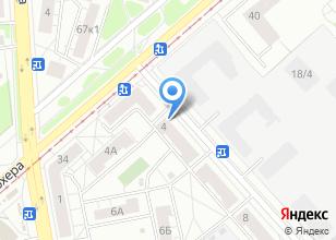 Компания «ЭкоЛайф» на карте