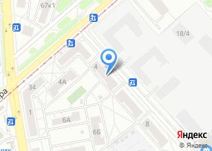 Компания «Старт плюс» на карте
