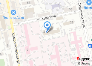 Компания «ПромЭнергоПроект» на карте