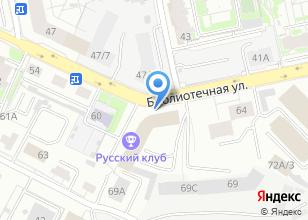 Компания «Ветэррус» на карте