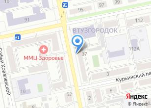 Компания «Альфапромснаб» на карте