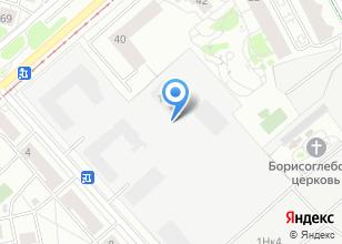 Компания «Телесистемы» на карте