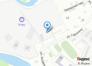 Компания «УралПолимерЭкспо» на карте